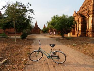 Cycling, Bagan