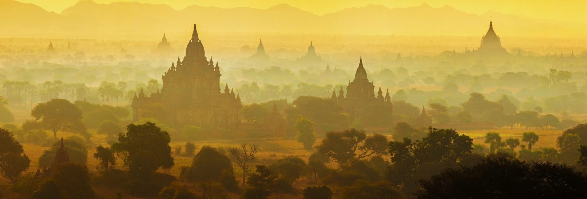 Family Adventure in Myanmar