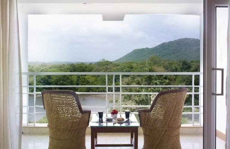 River View, The Gateway Hotel Gir Forest