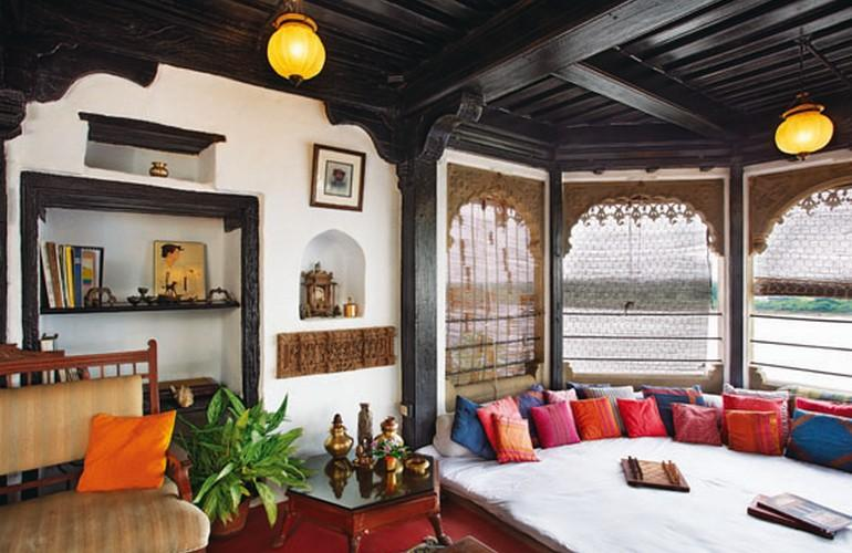 View, Sitting Room, Ahilya Fort