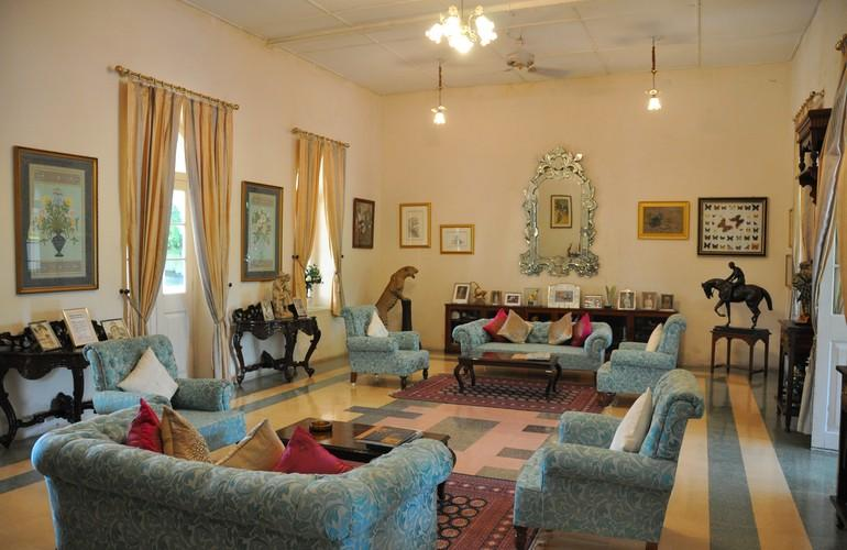 Sitting Room, Orchard Palace