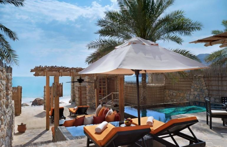 Pool Villa Beachfront, Six Senses Zighy Bay