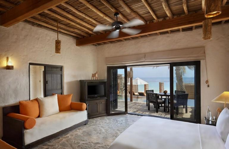 Pool Villa Suite, Six Senses Zighy Bay