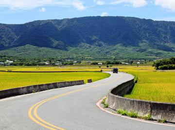 Self-drive, Taitung