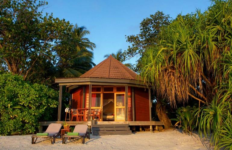 Beach Villa, Komandoo Island Resort & Spa