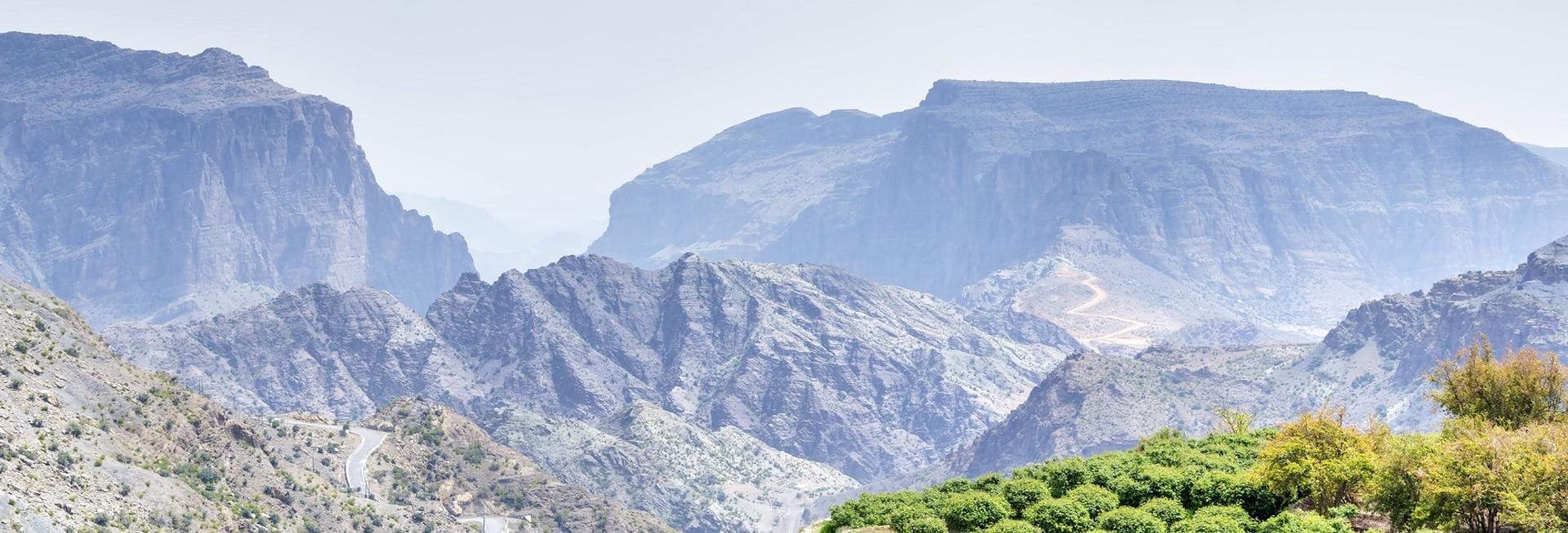 Three Villages Walk, Jebel Akhdar