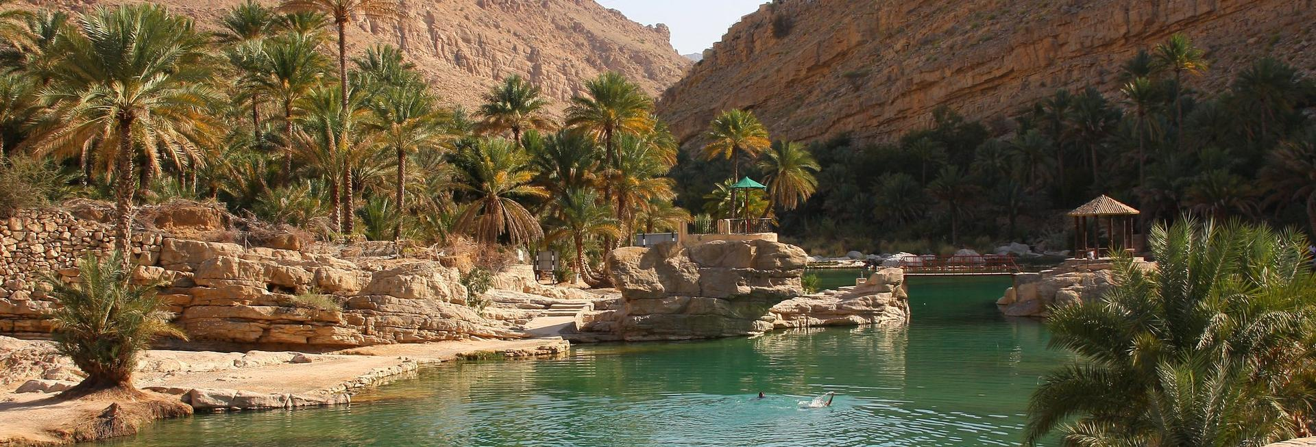 Family Adventure in Oman