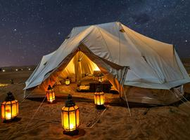 Canvas Club Luxury Tents