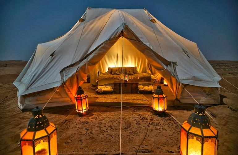 Tent, Canvas Club Luxury Tents