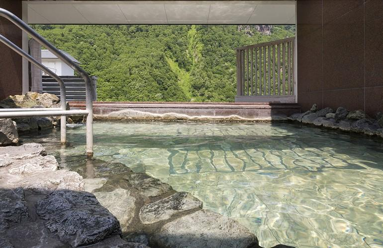 Hot Spring Bath, Sounkyo Choyotei