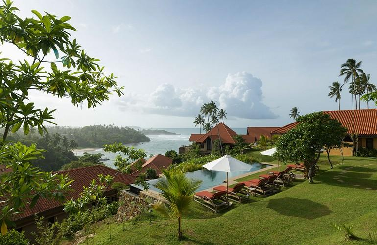 Overview, Cape Weligama