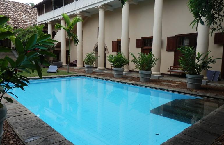 Swimming pool, Galle Fort Hotel