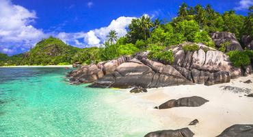 Beach, the Seychelles