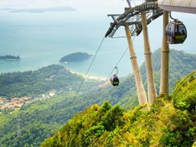Cable car, Langkawi